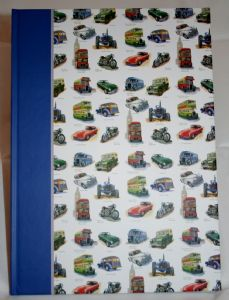 Vintage Vehicles Hard Back Note Books Available in A6,A5 and A4